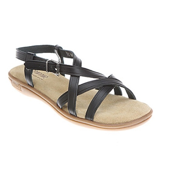 4ab2bee9a5ea60 Bass Shoes - NEW Bass Margie sandals black 9