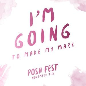 PoshFest Accessories - I'm going to PoshFest 2015!
