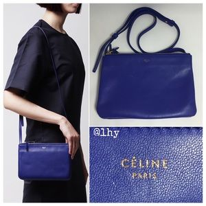 Celine - CELINE SMALL LAMBSKIN TRIO CROSSBODY BAG from L\u0026#39;s closet ...