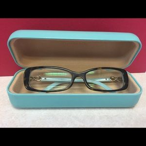 Genuine Tiffany and co glasses
