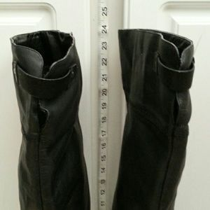 71 colin stuart boots colin stuart black leather