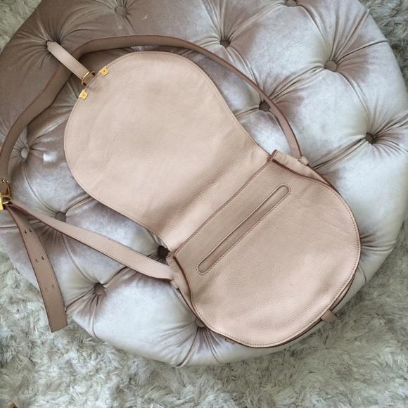 chloe marcie medium crossbody saddle bag