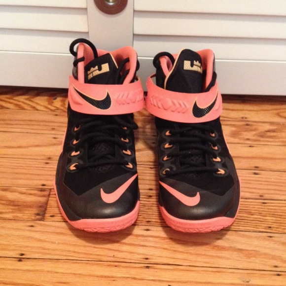 46% off Nike Shoes - Lebron 8 Soldiers - Size 8/8.5 Women - 6.5/7 ...