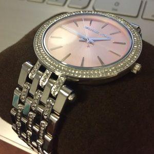 c5b71e343146 Michael Kors Jewelry - MK 3218 silver women s Michael Kors watch