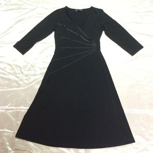 Connected Apparel Dresses & Skirts - Perfect LBD (Little Black Dress)