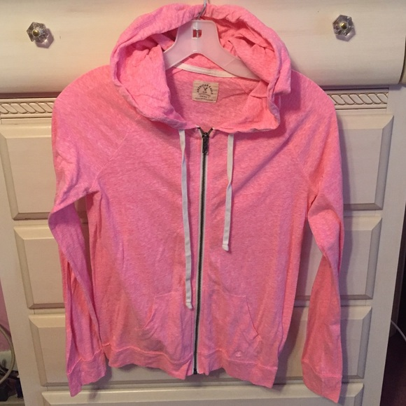 60% off American Eagle Outfitters Jackets & Blazers - Light pink ...