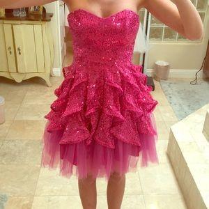 31% off Betsey Johnson Dresses &amp Skirts - Pink Betsey Johnson ...