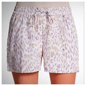 W118 by Walter Baker Ryan Leopard Shorts