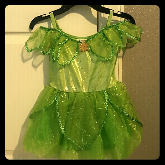 Toddler Tinkerbell Costume & Disney Other | Toddler Tinkerbell Costume | Poshmark