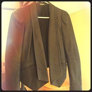 Rebecca Minkoff 'Becky' Leather Jacket Sz XS