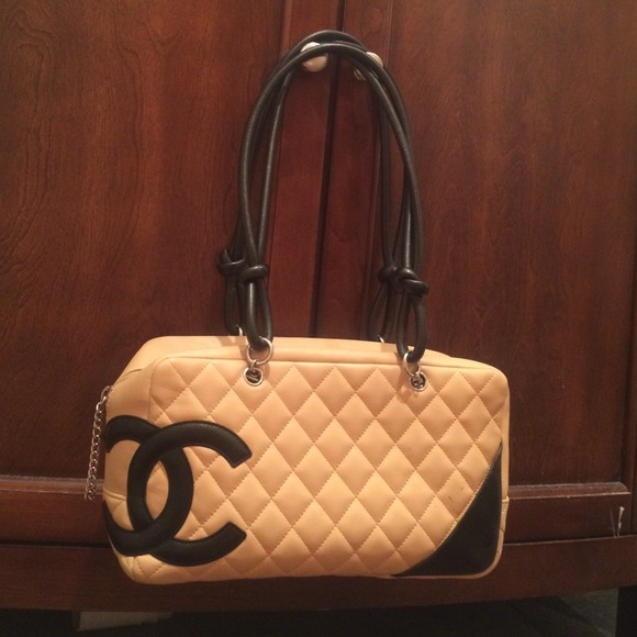 302237898f CHANEL Handbags - Chanel Ligne Cambon Bowler Bag