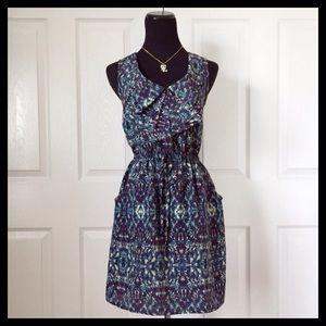{BeBop} Blue & Purple Dress