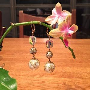 Drop Earrings - Vintage Inspired