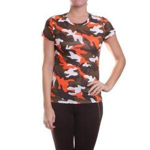 Michael Kors Tops - LAST CHANCE!! 😍NWT Michael Kors camouflage top