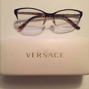 99cf282ca7ff8 Versace Accessories - Versace glasses VE1218 Tortoise