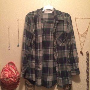 Gypsy worrier flannel