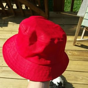 Nike Other - Rare red chinese nike bucket hat a281d2abc06