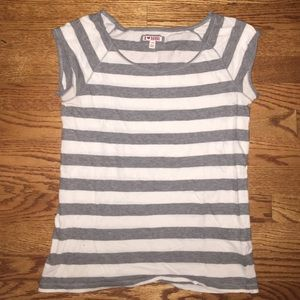 Forever 21 Heritage Striped Tee