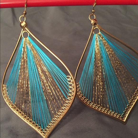 Forever 21 forever 21 big earrings from emilee 39 s closet for Forever 21 jewelry earrings