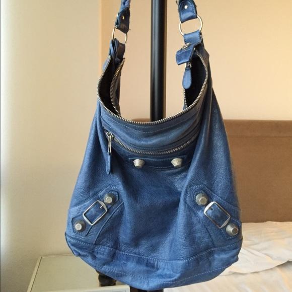 c64fe3a5ae0 Balenciaga Handbags - Authentic Balenciaga Day w/Giant Silver Hardware