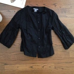 Anne Taylor dress coat