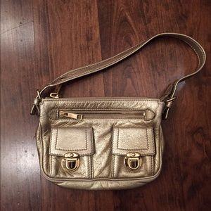 Marc Jacobs Bags - Marc Jacobs gold purse