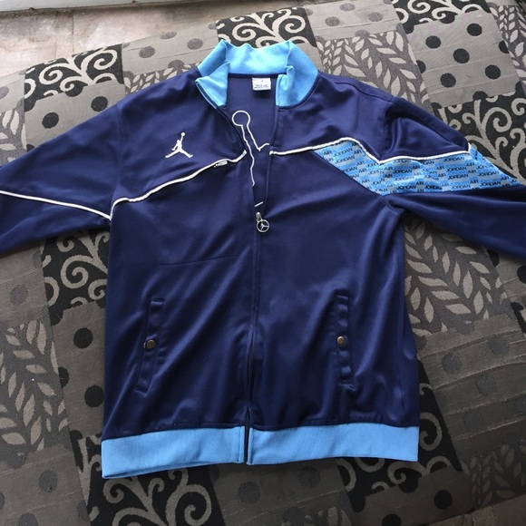 f003123ecf36 Air Jordan Jackets   Blazers - light-weight Jordan track jacket
