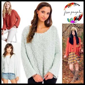 ❗️1-HOUR SALE❗️FREE PEOPLE Pullover SWEATER