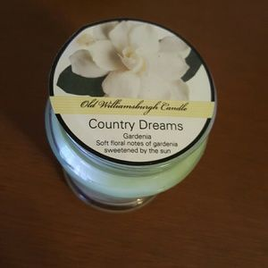 Other - Gardenia Scented Candle