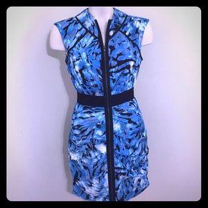 🎉HP 6/11/16🎉Beautiful bebe dress!! 💙