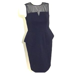 Cache black dress!
