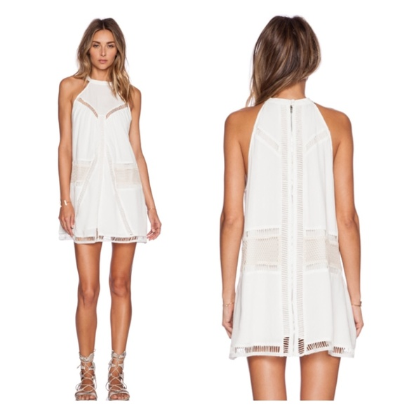 54% off le salty label Dresses & Skirts - ⭐️SALE⭐️White summer ...