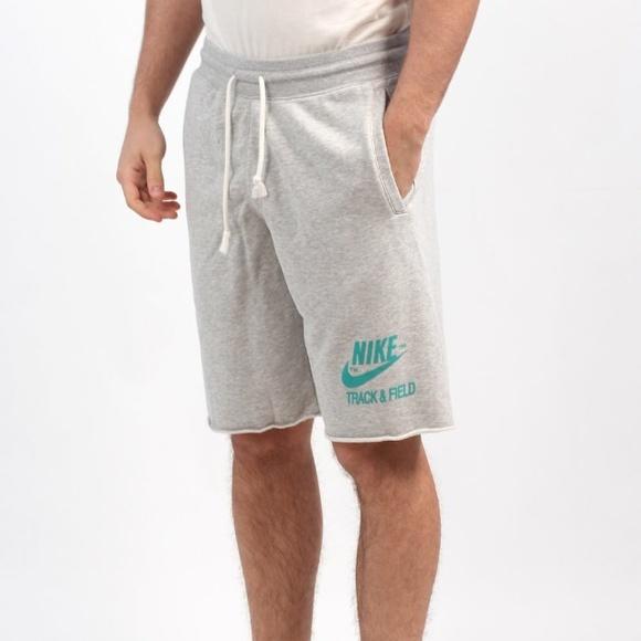 Nike Shorts Nike track and field sweat shorts