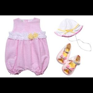 baby graziella Other - Baby Graziella romper, hat and sandals