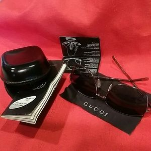 236b59e15f8 Gucci Sunglasses Soft Case – McAllister Technical Services