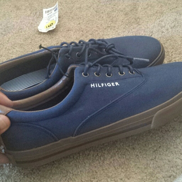 a8bbe2d93 Tommy Hilfiger Phelipo (Navy) Men s Lace up casual.  M 55aed8d70e617664db01fdec