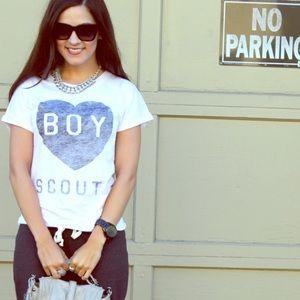 Zoe Karssen Tops - Boy Scouts T-Shirt