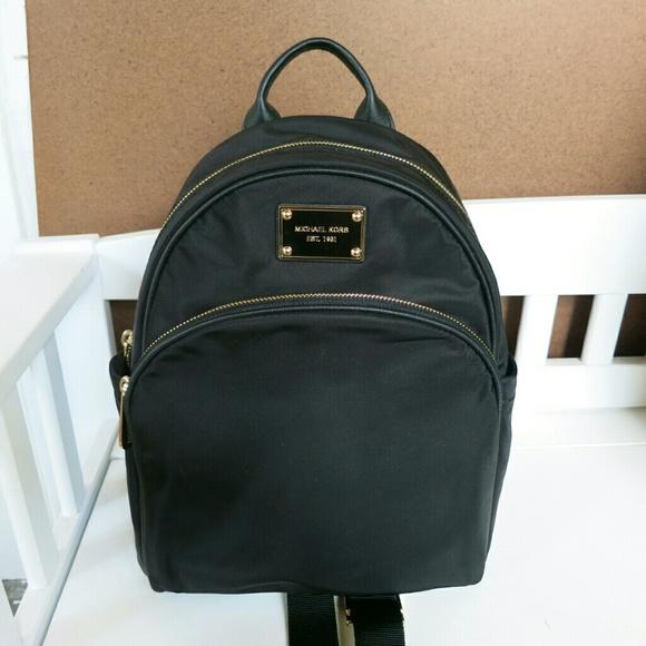 dc03e88bb359 Michael Michael Kors Nylon Small Backpack. M 55aee02c7c531a780401ff0e