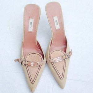 pink prada shoes