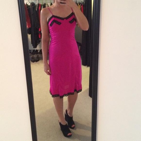 13e0ffc992 JEAN PAUL GAULTIER 4 Target Beautiful Slip Dress M