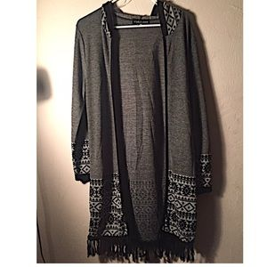 A knitch above Sweaters - A Knitch Above Cardigan-PRICE FIRM