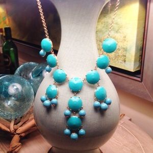 J Crew Inspired Bubble Necklace