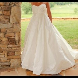 Cotton Wedding Dress