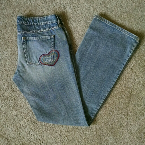 72% off tilt Pants - New Tilt Laguna Bootcut Jeans, 7 Regular from ...