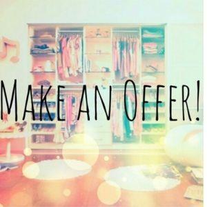 Tops - Make an offer! 💕😄