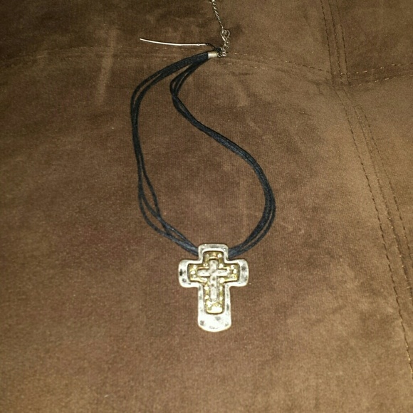 Premier designs jewelry beautiful gold silver cross for Premier jewelry cross ring