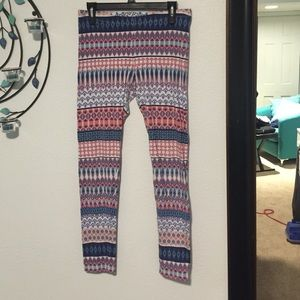 Pants - Printed leggings