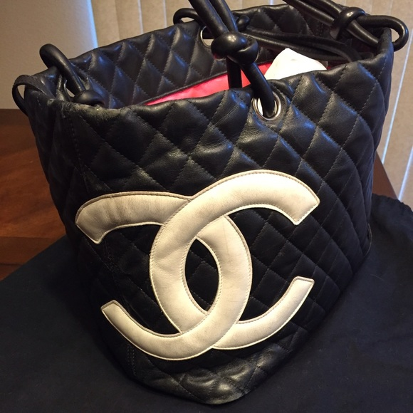 9c4dfd24e30f CHANEL Handbags - 💯💎 Authentic Chanel Cambon Tote