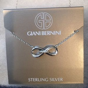 Giani Bernini infinity necklace