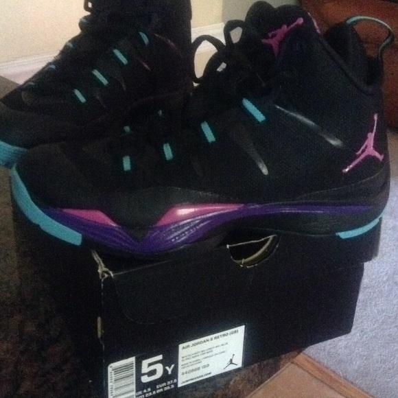 Jordans Shoes - Air Jordan retro 5 s and Purple retros 254d23724